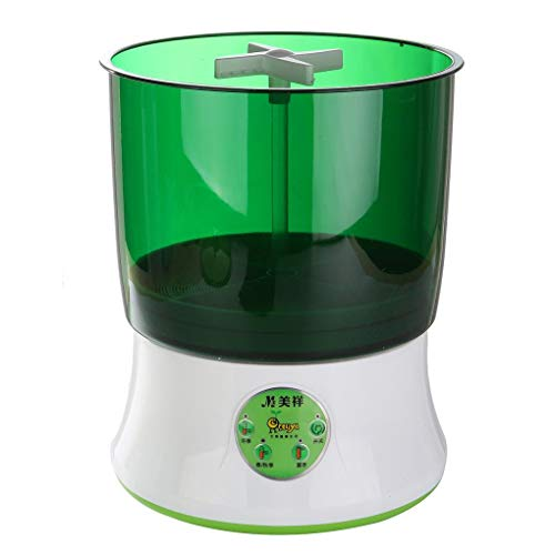 220V Intelligent Fully Automatic Household Bean Sprouts Machine Seed Cereal Tool from Yongse