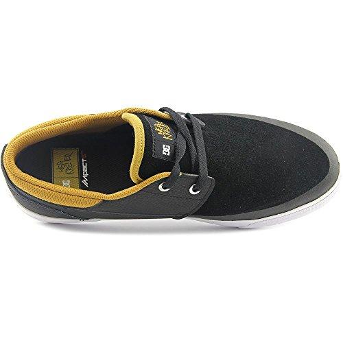 DC para hombre zapatos de Wes Kremer 2S Negro
