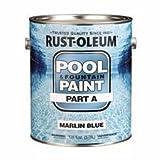 Epoxy Paint, Marlin Blue, 2 gal.