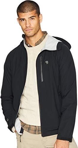 Mountain Hardwear Men's Stretch Ozonic¿ Jacket Black - Jacket Shell Stretch