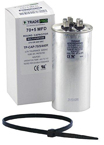 Heat Pump Capacitor - 8
