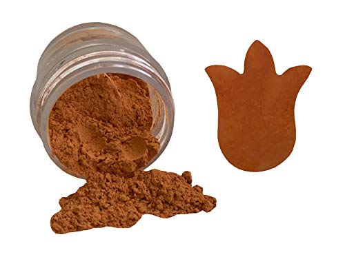 TIGER LILY PETAL DUST, (4 grams container) Petal Dust By Oh! Sweet Art Corp ()