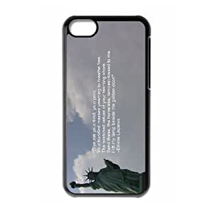 Statue of Liberty New York City USA The New iPhone 5C Phone Case USA5253968
