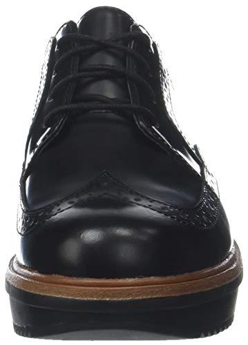 Black Teadale Brogues Maira Clarks Black Women's Leather wzZqxR6Ica