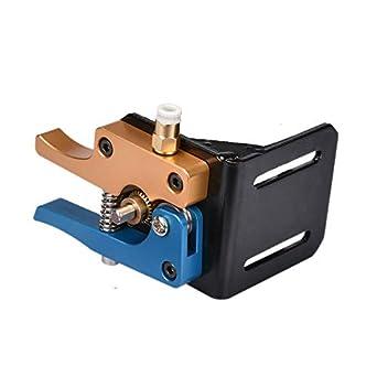 Kit de extrusor de alimentación de aluminio Bowden MK8 para ...