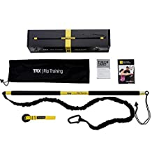 TRX Training - RIP Trainer Basic Kit, Essential for Strengthening the Core and Increasing Cardiovascular endurance