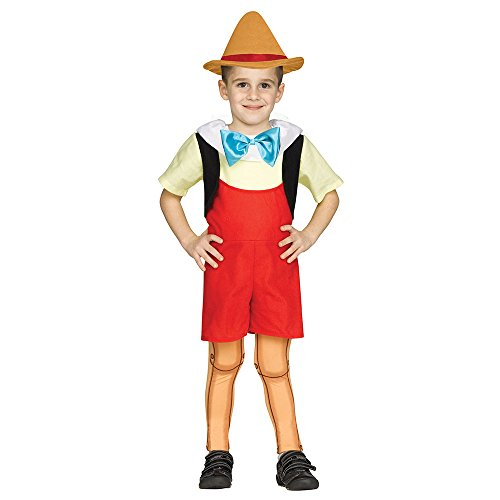 Fun World Toddler Wooden Costume