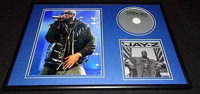 Jay Z 1999 Vol. 3 Life and Times of S. Carter Framed 12x18 CD & Photo Display