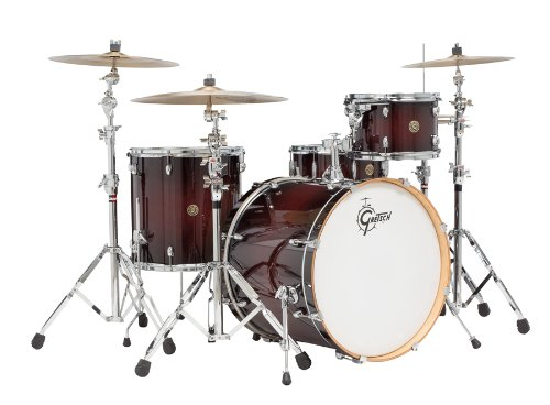 gretsch-catalina-maple-4-piece-drum-kit-with-free-hardware-dark-cherryburst