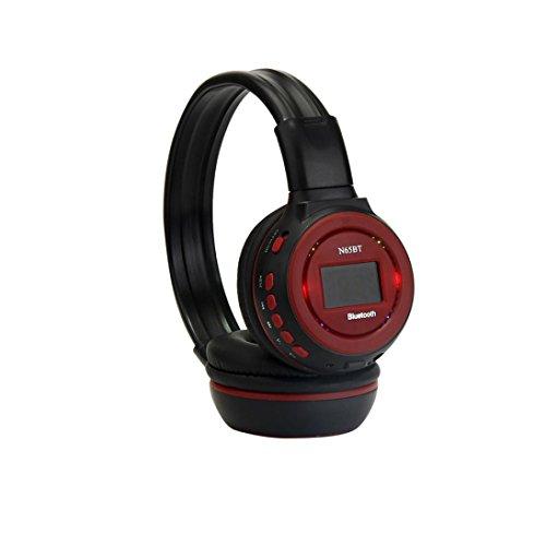Bluetooth Wireless Headset Headphones Microphone