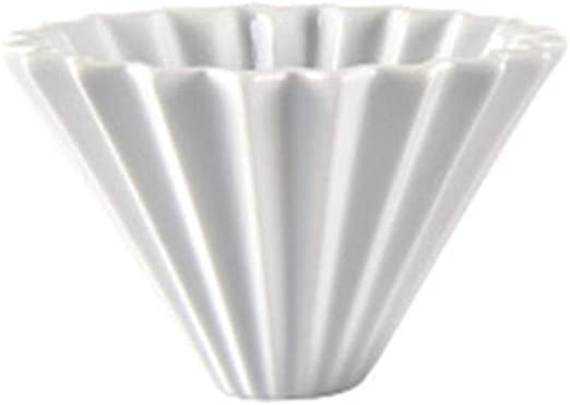 HPPLCeramics Origami Style V60 Taza de Filtro Gotero de café Taza ...