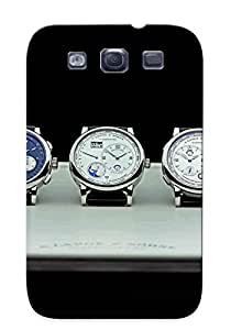 Kathewade Cute Tpu Nkfage-1666-kgxexdz Lange Sohne Watch Time Clock (45) Case Cover Design For Galaxy S3
