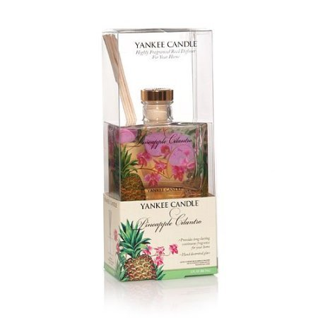 Pineapple Cilantro 3oz Signature Reed Diffuser by Yankee Can