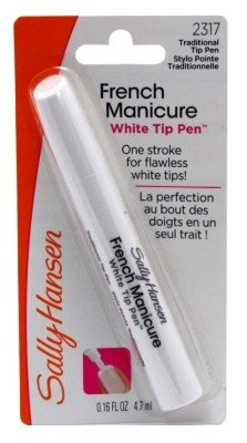 Sally Hansen French Manicure White Tip Pen 0.16oz