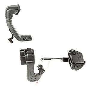 Rugged Ridge XHD Low High Mount Jeep Wrangler JK Diesel Snorkel System