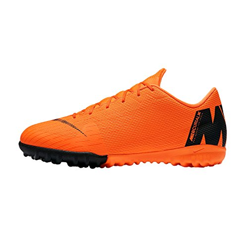 Adulto Zapatillas GS Vaporx 810 Orange Black T Unisex NIKE de Deporte Multicolor 12 TF Jr Total Academy xYHnICwvq