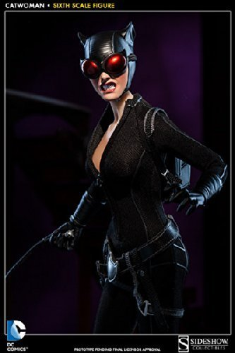 BATMAN 2014 Batman Catwoman figure 1//6 Sideshow