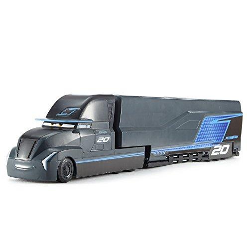 (Disney Pixar Cars 3 Jackson Storm's Transforming Hauler Playset)