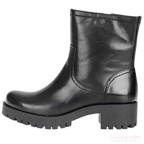 Tamaris 1-1-25087-37-001 - Botas para mujer negro