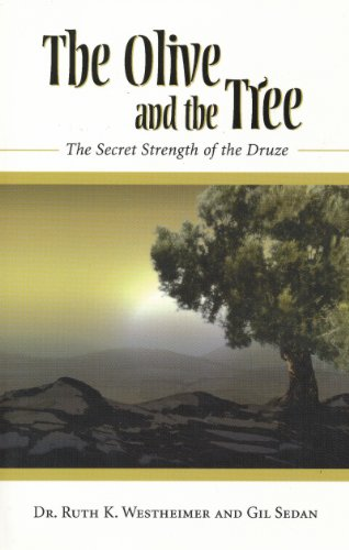 The Olive And The Tree The Secret Strength Of The Druze
