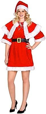 TecTake dressforfun Disfraz para Mujer de mamá Noel ...