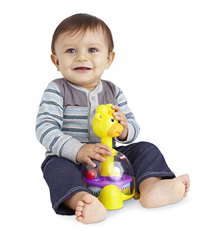 41mu9j6rCpL - Playskool Tumble Top Spinning and Popping Baby Toy for 1 Year Olds and Up (Amazon Exclusive)