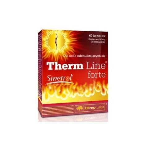 Olimp Therm Line Forte 120 (2x60) Capsules - Weight Loss Great Fast Shipping