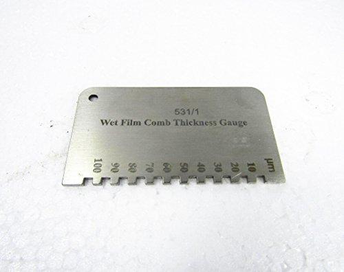 wet film comb - 4
