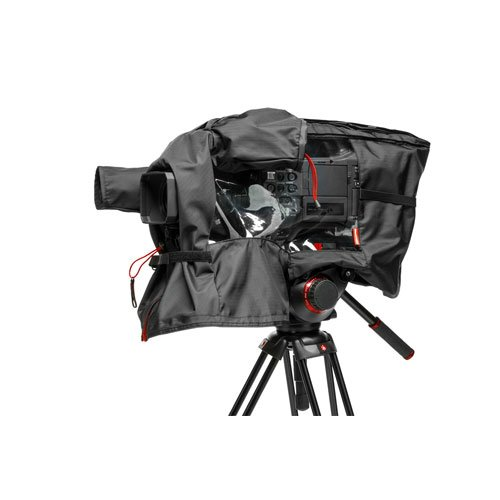 Manfrotto MB PL-RC-10 Video Raincover (Black) by Manfrotto