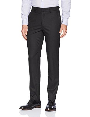 Haggar Mens J.m Premium Check Slim Fit Suit Separate Pant