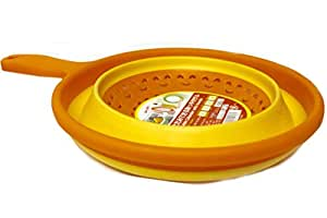 Foldable Colander With Handle (4.02oz) (Pack of 1)