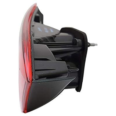 TYC 17-5770-90 Reflex Reflector: Automotive