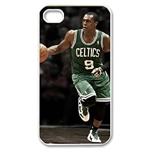 Make Your Own Personalized Cell Phone Case for Iphone 4,4S Cover Case - Rajon Rondo HX-MI-077914