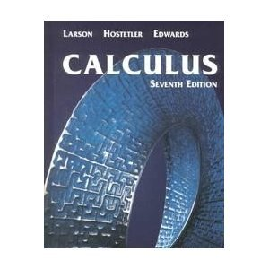 Calculus With Analytic Geometry 7th edition byLarson ebook