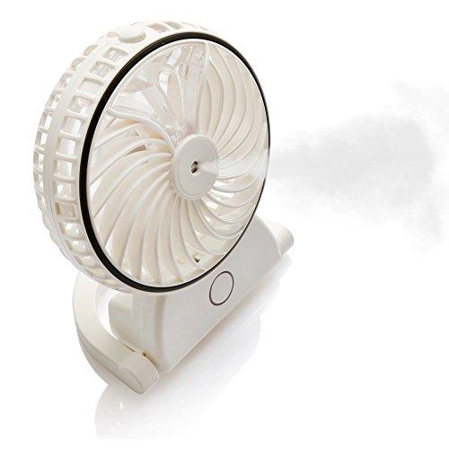 LEDMO Misting Portable Rechargeable rechargeable