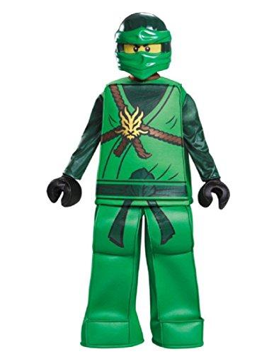 Lloyd Prestige Ninjago Lego Costume, Small/4-6 ()