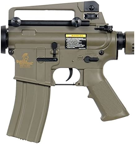 Lancer Tactical LT-06T M4A1 Airsoft Electric Gun Metal Gear FPS-400 – Dark Earth