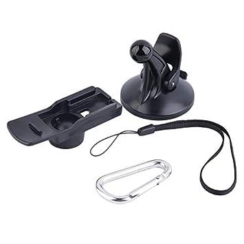 1 unids Soporte para Parabrisas del Coche Montaje en Ventosa Soporte de GPS para Garmin para Nuvi 2515 2545 2500 2505 2555 LMT 2595: Amazon.es: Electrónica