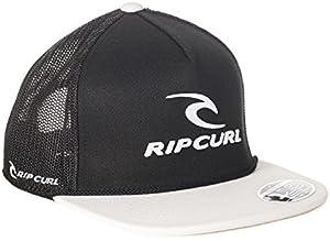Rip Curl Hombre RC Classic Trucker Cap Tapa, hombre, CCADI4, blanco óptico, talla única