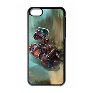iPhone 5c Cell Phone Case Black Defense Of The Ancients Dota 2 CENTAUR WARRUNNER Jglkd