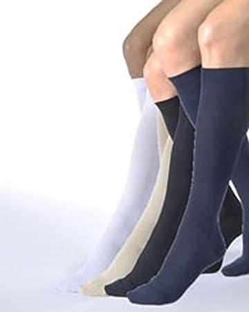 3a80510bf6 Amazon.com : Activa H3661 Womens Ribbed Dress Socks 20-30 mmHg - Size-  Small, Color- Black -6 : Compression Socks : Beauty