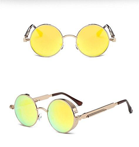 de para Gafas Sol Sol Hombre 8 Sol Yxsd metálica de Gafas Color de de antideslumbrantes para con Hombre 12 SunglassesMAN Gafas Sol Gafas Montura 7Aqwz5xA8