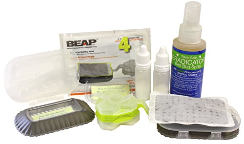 BEAPCO 10028 Home and Travel Bed Bug Protection Kit