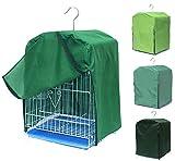 DEHEOBI Square Pet Bird Cage Cover Parrot