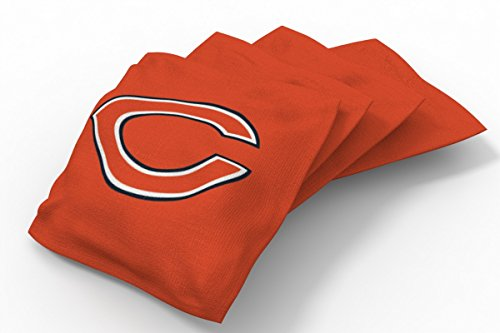 chicago bears corn hole bags - 4