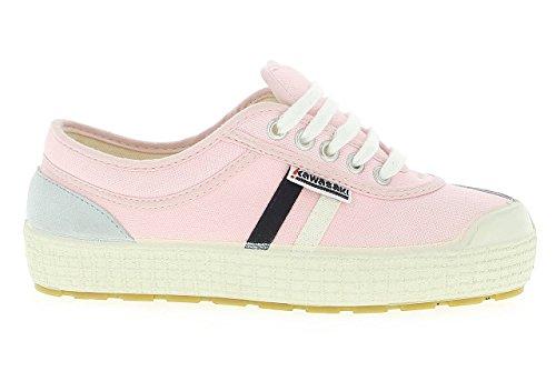 Kawasaki Retro Strap Hig - Zapatillas para mujer Pink