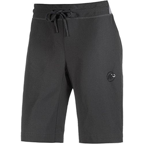 自由遠足敏感なMammut Get Away Women's Shorts graphite 42