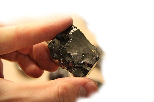 Karelian Heritage Elite Shungite Stone Grounding Crystal (15-20 gr, 4 pcs) ES80 by Karelian Heritage