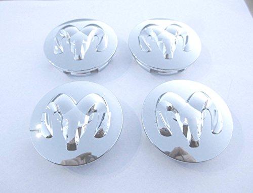 set-of-4-oem-dodge-25-chrome-logo-wheel-center-caps-for-durango-dakota-ram-1500-52013982aa-52013985a
