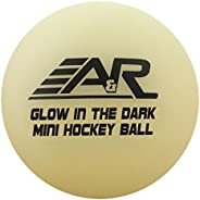A&R Sports Mini Balls (4 Pack), Glow in The